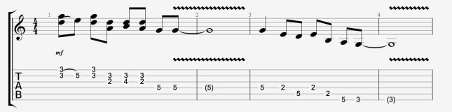 shape 1 riff