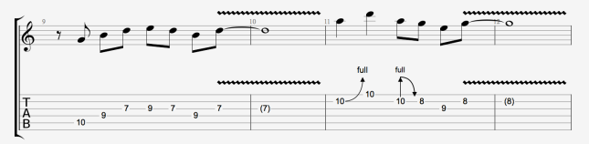 shape 3 riff